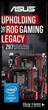 Upholding The ROG Gaming Legacy