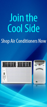 Join the Cool Side. Shop Air Conditioners Now