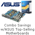 Enjoy BONUS Combo Savings with ASUS Top-Selling Motherboards
