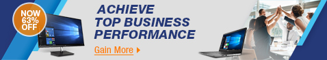 ACHIEVE TOP BUSINESS PERFORMANCE