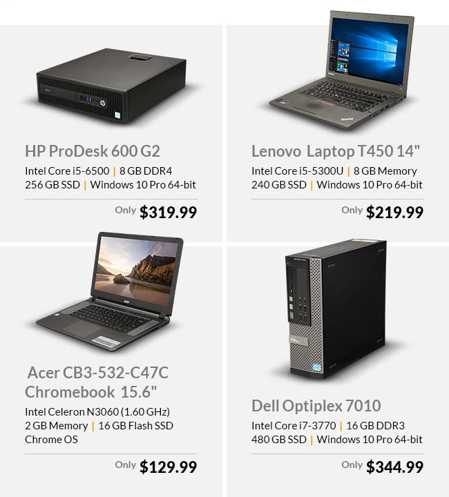 HP   Lenovo   Acer   Dell