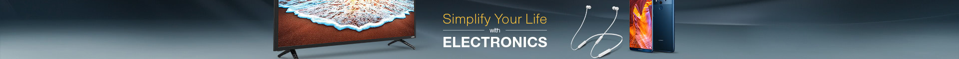 Simplify Your Life with Electronics