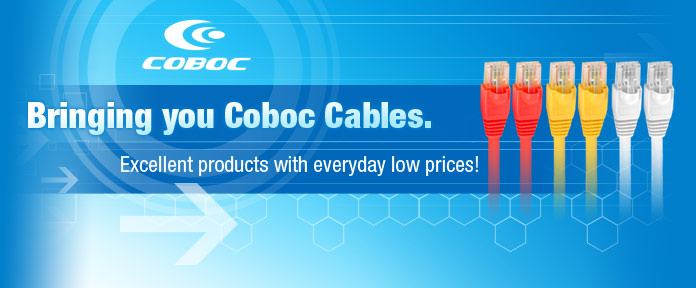 Bringing you Coboc Cables
