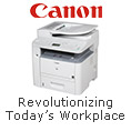 Canon: Revolutionaizing Today's Workspace