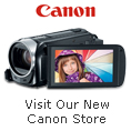 Visit Our New Canon Store
