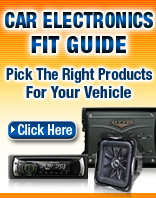 Car electronics fit guide