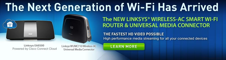 The Next Generation of Wi-Fi Has Arrived