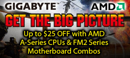 Up to $25 off CPU and MB combos!