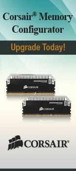 Corsair Memory Configurator