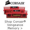 Corsair® Vengeance Memory