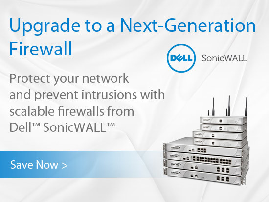 Upgrade to a Next-Generation Firewall