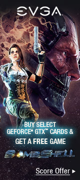 BUY SELECT GEFORCE® GTX™ CARDS & GET A FREE GAME