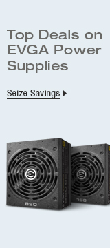 Top deals on EVGA power supplies