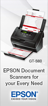 EPSON Document scanners for your every need
