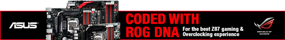 CODED WITH ROG DNA