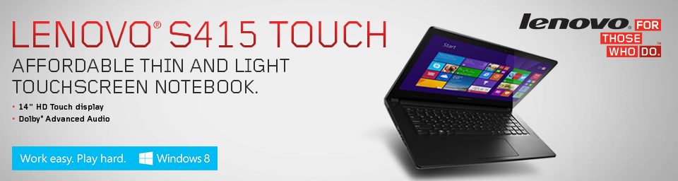 S415 Touch
