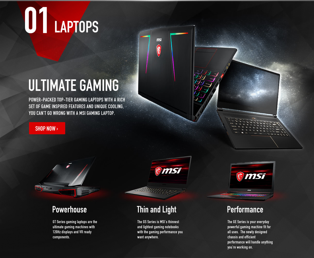 Msi Laptops Motherboards Graphics Cards More Light Laser Led Gt Circuits Traffic Lights For Games With 01 02 03 04 05 06 07
