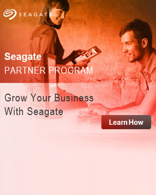 Seagate Partner Benefits