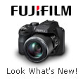 LOOK WHAT'S NEW from FUJIFILM