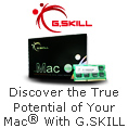 Discover the true potential of your Mac® With G.SKILL