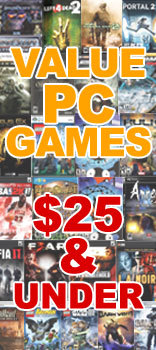 Value PC games