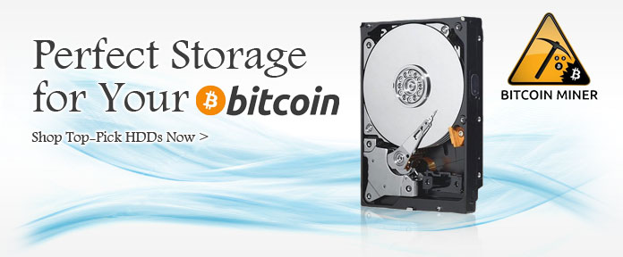 Perfect storage for your Bitcoin