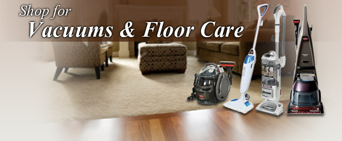 Shop for Vacuums & Floor Care