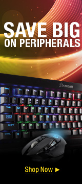Save big on peripherals
