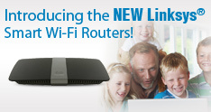 Introducing the new Linksys smart Wi-Fi routers