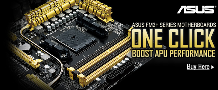 ASUS FM2 + SERIES Motherboards