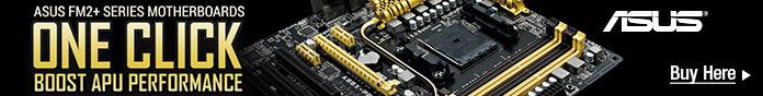 ASUS FM2 + SERIES Motherboards