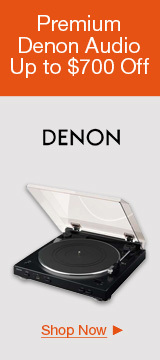 Premium Denon Audio Up to $700 off