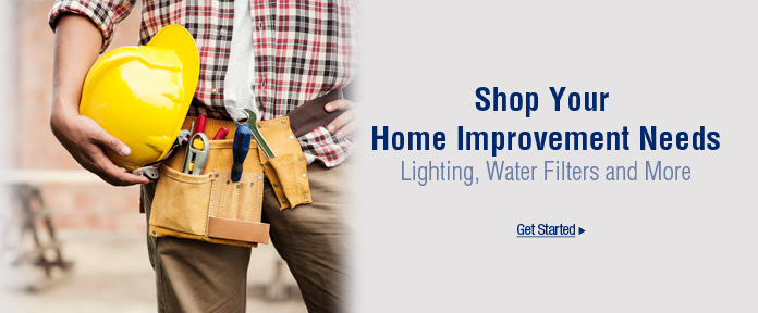 Shop Your Home Improvement Needs
