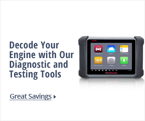 Decode your engine with our Diagnostic and Testing Tools