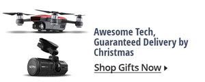 Awesome Tech, Guaranteed delivery by Christmas