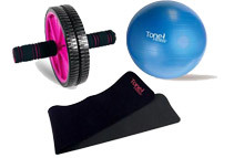 Tone Fitness Workout Accessories (3 Types)