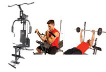 Cap Barbell Home Gym Equipments (2 Models)