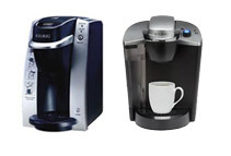 Refurbished:Keurig Coffee Brewing Systems (3 Models)