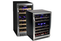 EdgeStar Dual Zone Wine Coolors (2 Models)