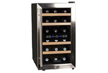Koldfront 18-Bottle Dual Zone Wine Cooler