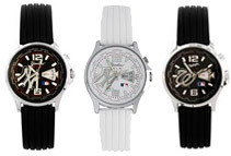 MLB Team Logo Watch with Baseball Shaped Case (2 Styles)