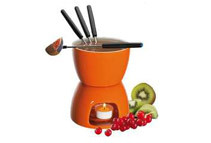 Frieling 2-Cup Chocolate Fondue Pot (3 Colors)