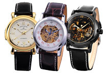 Kronen & Sohne Men's Mechanical Watches (6 Styles)