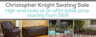 Christopher Knight Seating Sale