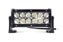 36W - 300W, 7 -52 LED Light Bar Flood Light (6 Sizes / 2 Colors)