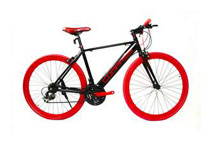 Alton Men's Compass 21-Speed Hybrid/Commuter Bike (2 Sizes)