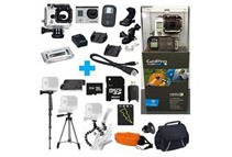 GoPro HERO3 Black Edition Camera Kit