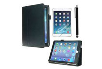 PU Leather Stand Cover for iPad Air