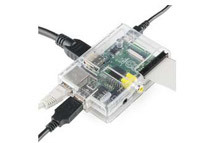 EasyAsPi Raspberry Pi with Clear Case