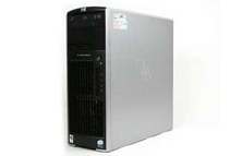 Refurbished: HP Computer 2 x 2.66GHz 8GB Memory Win 7 Pro (1 Year Warranty)